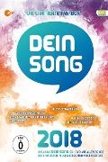 Dein Song 2018 - Die limitierte Fan-Box -
