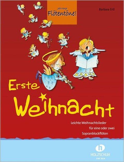 Erste Weihnacht - Barbara Ertl