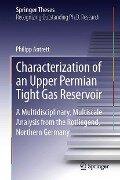 Characterization of an Upper Permian Tight Gas Reservoir - Philipp Antrett