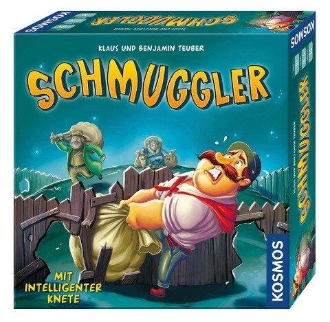 Schmuggler - Klaus Teuber, Benjamin Teuber