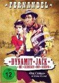 Dynamit Jack - Der Schrecken von Arizona - Jack Ary, Jean Bastia, Jacques Emmanuel, Jean Manse, Pascal Bastia