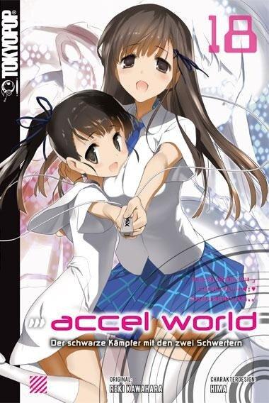 Accel World - Novel 18 - Reki Kawahara, Hima, Biipii