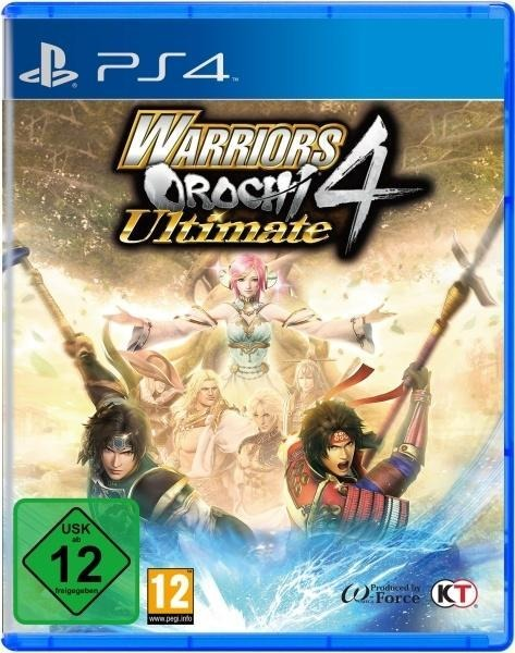 Warriors Orochi 4 Ultimate (PlayStation PS4) -