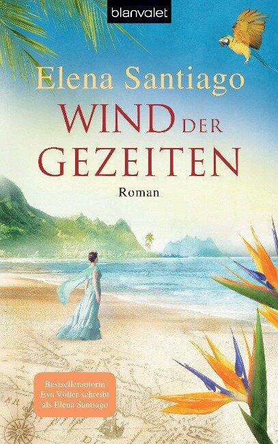 Wind der Gezeiten - Elena Santiago