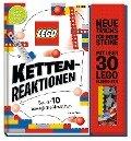 LEGO® Kettenreaktionen: Baue dir 10 bewegliche Maschinen - Pat Murphy