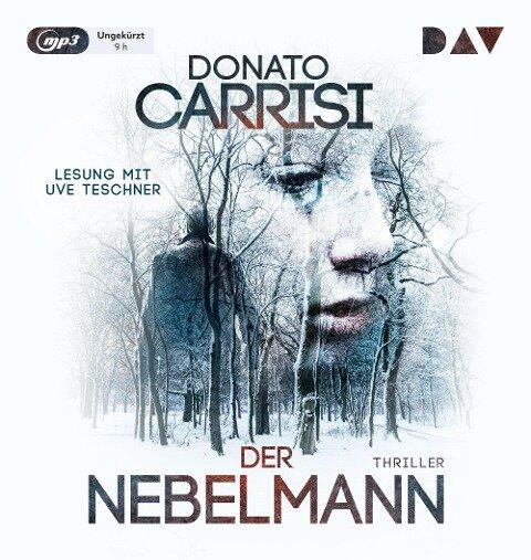 Der Nebelmann - Donato Carrisi