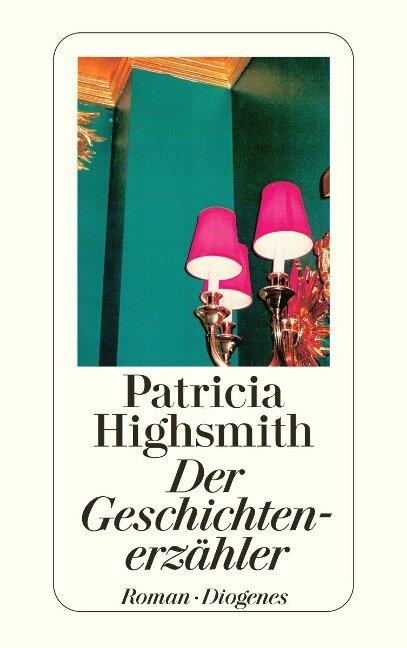 Der Geschichtenerzähler - Patricia Highsmith
