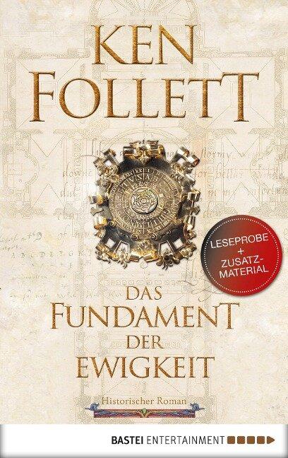 Leseprobe: Das Fundament der Ewigkeit - Ken Follett