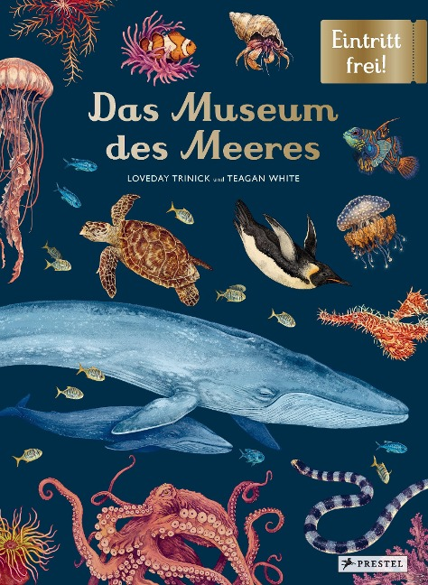 Das Museum des Meeres - Loveday Trinick, Teagan White