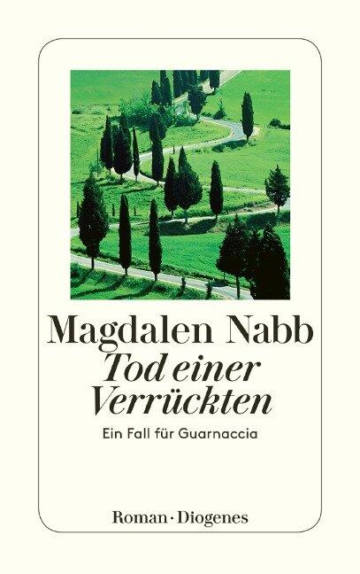 Tod einer Verrückten - Magdalen Nabb