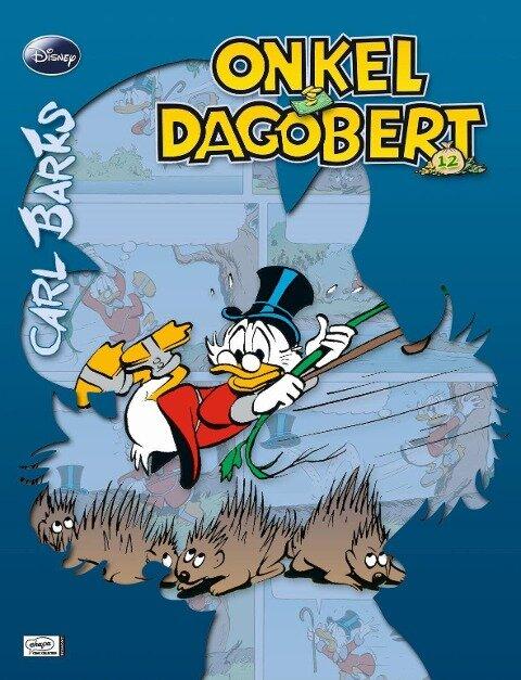 Disney: Barks Onkel Dagobert 12 - Carl Barks