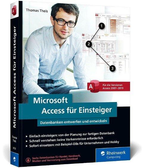 Microsoft Access für Einsteiger - Thomas Theis