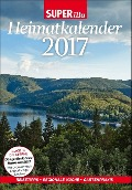 SUPERillu Heimatkalender 2017 -