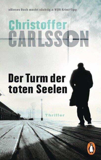Der Turm der toten Seelen - Christoffer Carlsson