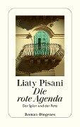 Die rote Agenda - Liaty Pisani