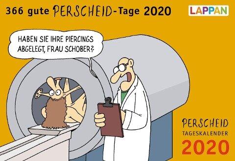 366 gute Perscheid-Tage 2020 - Tageskalender - Martin Perscheid