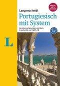 Langenscheidt Portugiesisch mit System - Sprachkurs für Anfänger und Fortgeschrittene - Maria João Barbosa, Maria da Conceição Dias C. e Nafz