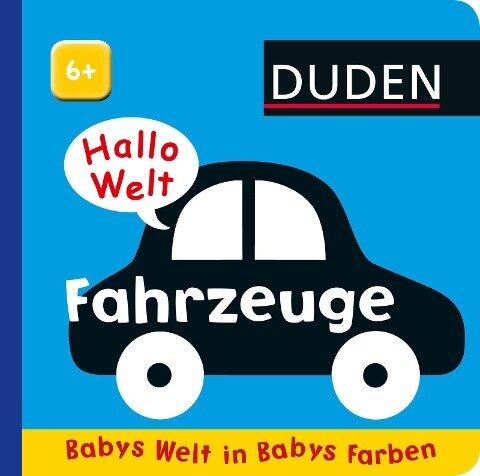 Hallo Welt: Fahrzeuge -
