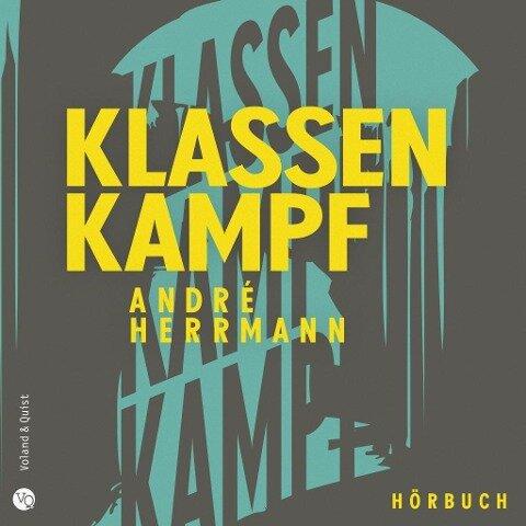 Klassenkampf - André Herrmann