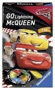 "Disney Cars: ""Gib Gas, McQueen!"" -"