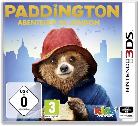 Paddington: Abenteuer in London (Nintendo 3DS) -