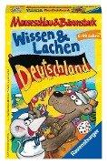 Mauseschlau & Bärenstark Wissen und Lachen Deutschland -