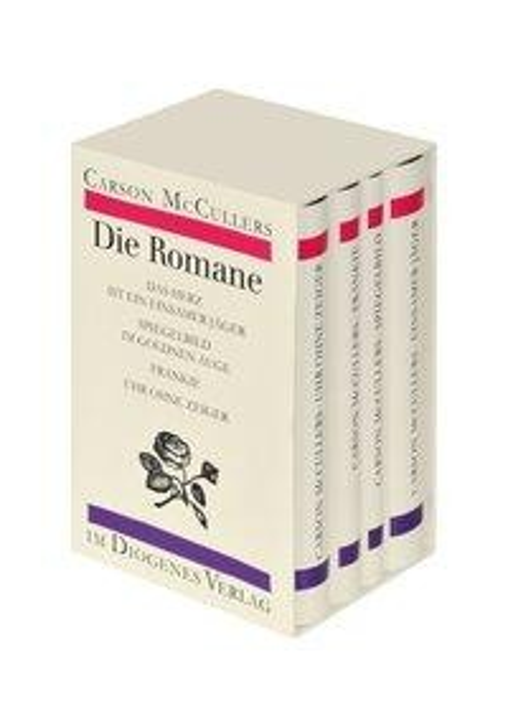 Romane - Carson McCullers