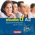 Studio d. Teilband 2 des Gesamtbandes 2. CD -