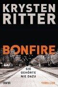 Bonfire - Sie gehörte nie dazu - Krysten Ritter
