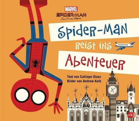 Marvel Spider-Man reist ins Abenteuer - Calliope Glass