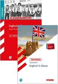 STARK Englisch 5. Klasse Gymnasium - Klassenarbeiten + Training - Paul Jenkinson, Kerstin Rittmayr