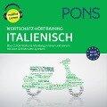 PONS Wortschatz-Hörtraining Italienisch - Pons