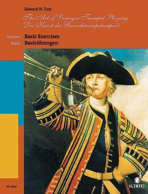 Die Kunst des Barocktrompetenspiels - Edward H. Tarr