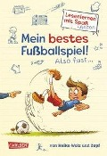 Antons Fußball-Tagebuch 01. Mein bestes Fußballspiel! Also fast... - Heiko Wolz