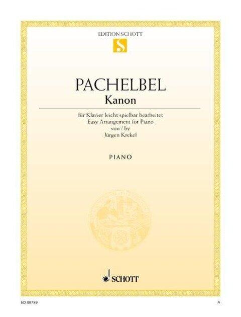 Kanon - Johann Pachelbel