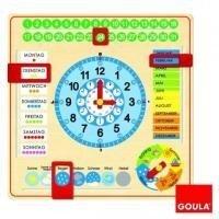 Goula - Kalenderuhr -