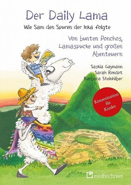 Der Daily Lama - Saskia Gaymann, Sarah Rondot, Barbara Steinhilber