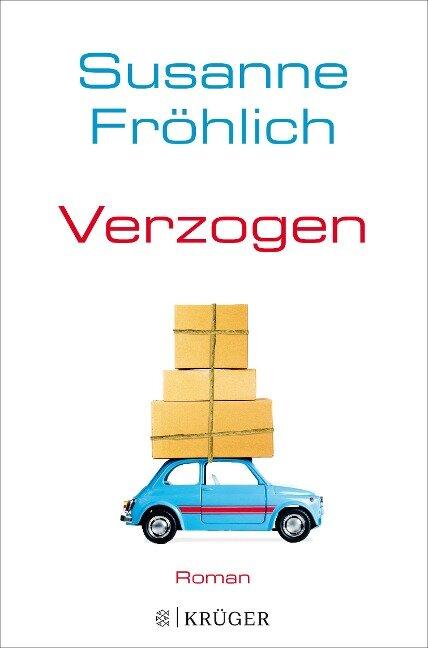 Verzogen - Susanne Fröhlich