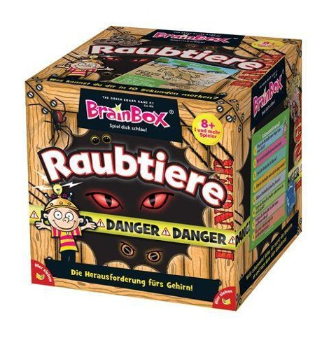 BrainBox - Raubtiere -