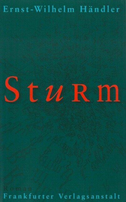 Sturm - Ernst-Wilhelm Händler