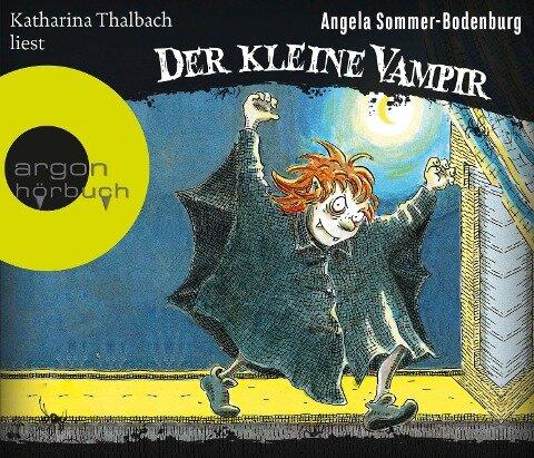Der kleine Vampir/3 CDs