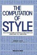 Computation of Style - Anthony Kenny