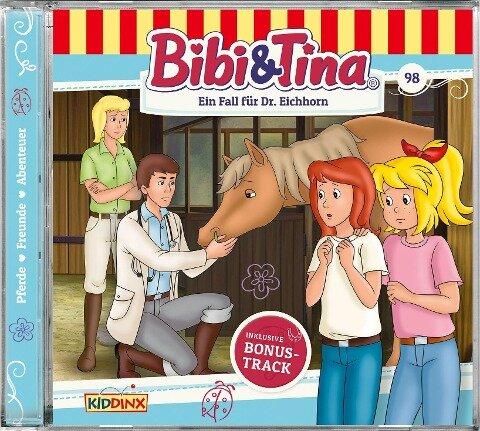Bibi & Tina 98: Ein Fall für Dr. Eichhorn -