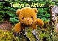 Teddys in AktionCH-Version (Wandkalender 2019 DIN A3 quer) - Karin Sigwarth