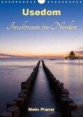 Usedom - Inseltraum im NordenCH-Version (Wandkalender 2019 DIN A4 hoch) - Martin Wasilewski