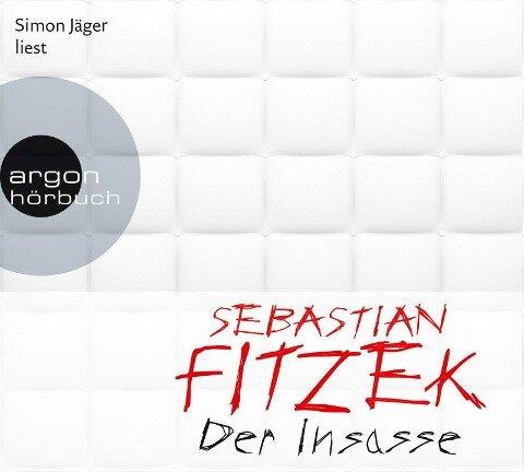 Der Insasse - Sebastian Fitzek