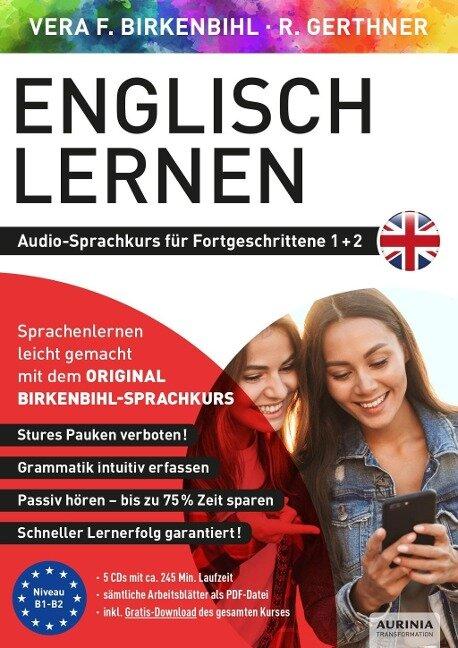 Englisch lernen für Fortgeschrittene 1¿+¿2 (ORIGINAL BIRKENBIHL) - Vera F. Birkenbihl
