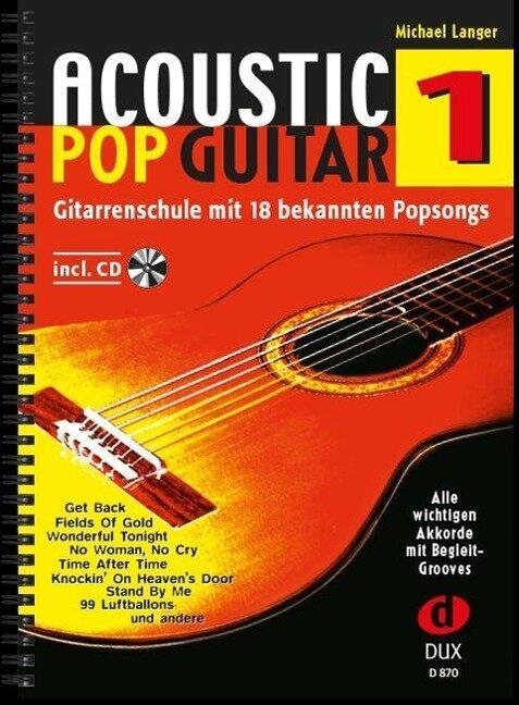 Acoustic Pop Guitar Band 1 - Michael Langer