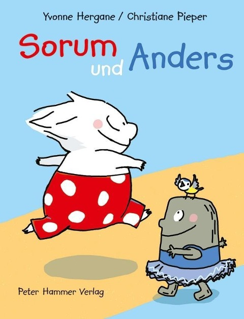 Sorum und Anders - Yvonne Hergane