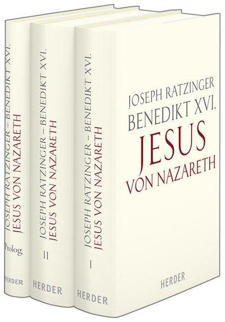 Jesus von Nazareth - Joseph Ratzinger